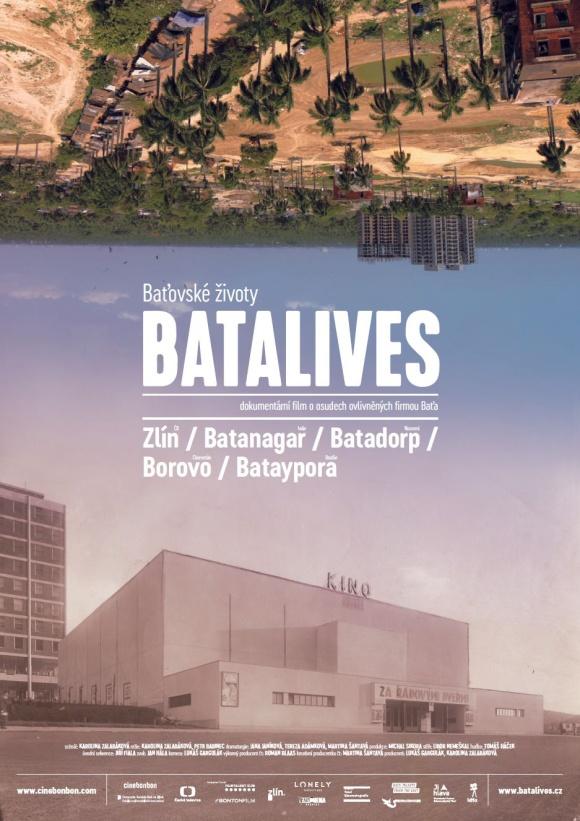 Batalives_Batovske zivoty - PLAKAT