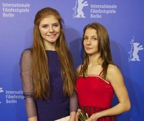 Berlinale_Ani ve snu_Barbora Stikarova a Veronika Pouchova