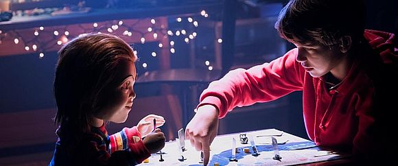 Chucky and Gabriel Bateman in CHILD'S PLAY[1]