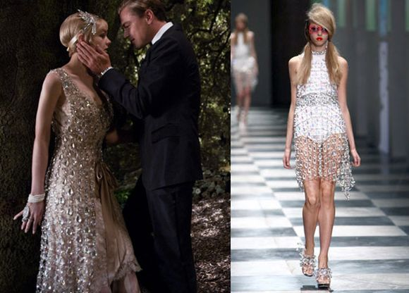 Crystal Dress od Prada, foto Warner Bros