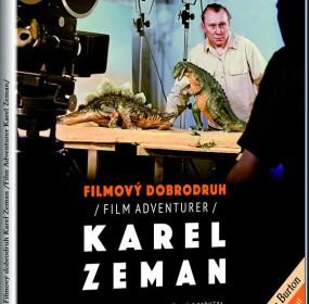 Filmovy dobrodruh Karel Zeman_slim DVD_3D