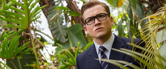 "Taron Egerton stars in Twentieth Century Fox's ""Kingsman: The Golden Circle."""