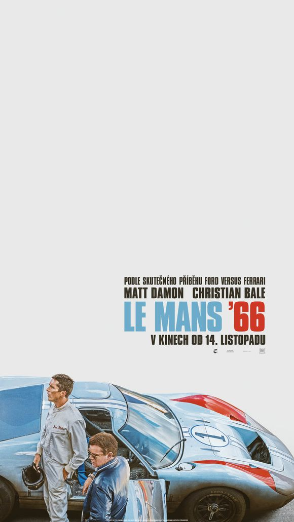 Le Mans 66 digiposter