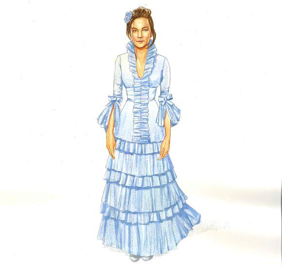 Batsheba - šaty na party