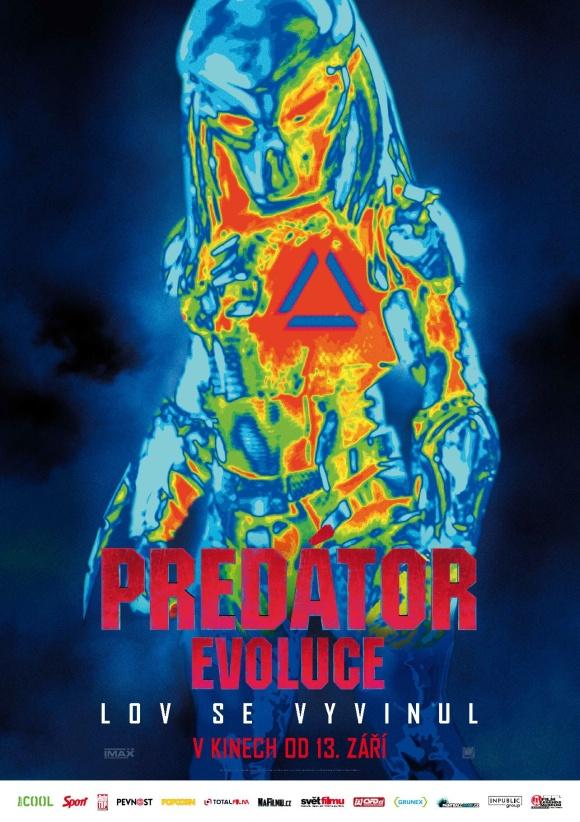 Predator Evoluce_plakat