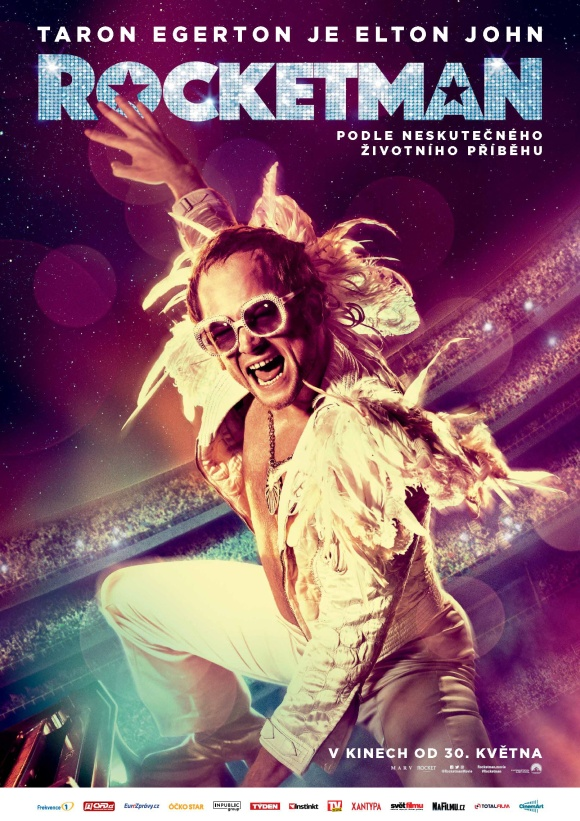 Rocketman_plakat