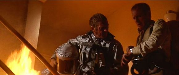Steve-McQueen-and-Paul-Newman-Towering-Inferno