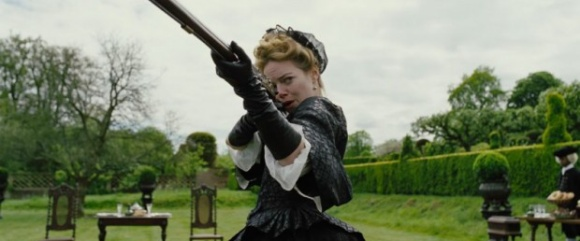 Emma Stone ve filmu The Favourite