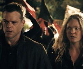 Jason Bourne a Nikki, tedy Matt Damon a Julia Stiles
