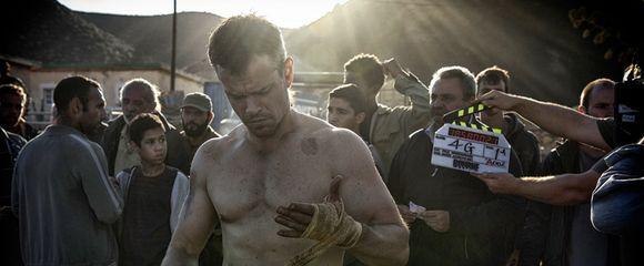Matt Damon na place Jasona Bourna