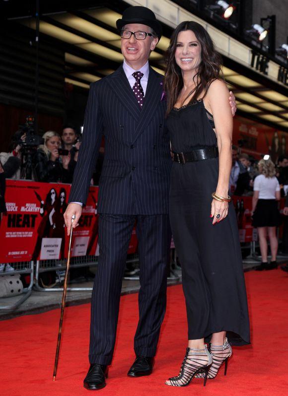 premiera Sandra Bullock a Paul Feig