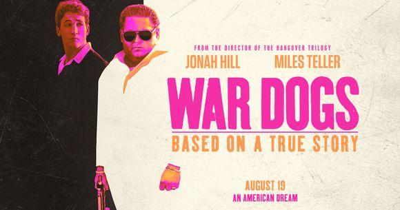 war dogs_poster